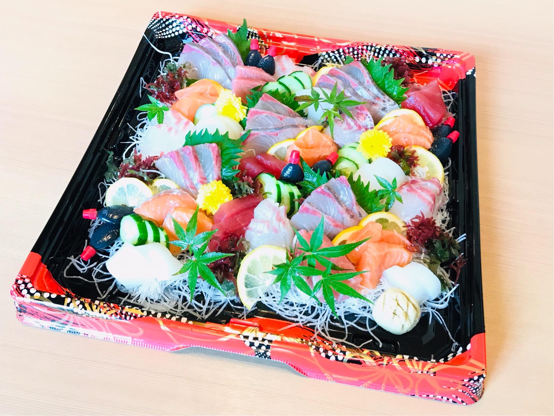 刺身盛合わせ5500円